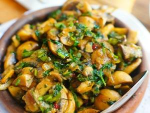 Hakka Mushroom Recipe