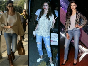 Deepika Padukone Collection All About You In Association With Myntra