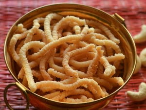 Cashew Murukku Recipe Diwali Special Tamil