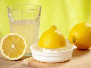 Side Effects Drinking Lemon Juice
