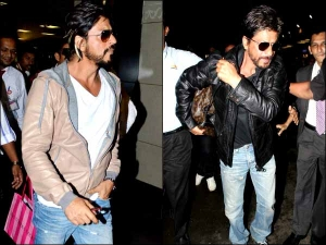 Get Shahrukh Khan S Airport Look