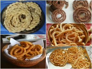 Different Types Murukku Recipes Diwali Special Tamil