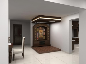 Seven Awesome Pooja Room Designs