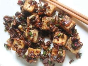 Chinese Salt Pepper Tofu Recipe Tamil