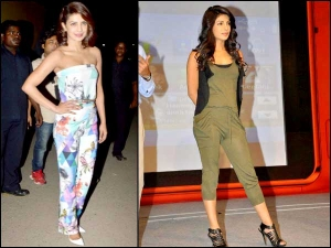 Star Signature Style Priyanka Chopra The Jumpsuits