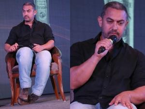 Is Aamir Khan Aging Or It S Simply One Of His Movie Looks