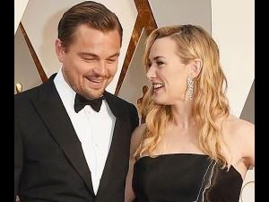 Oscars 2016 Leonardo Dicaprio Kate Winslet Bring Back Tit