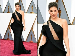 Oscar 2016 Behold Oscars Is Getting Hotter One Outfit At
