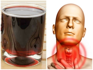 This Juice Will Solve Problems With The Thyroid Gland