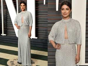 Oscars 2016 Priyanka Chopra At The Oscars After Party