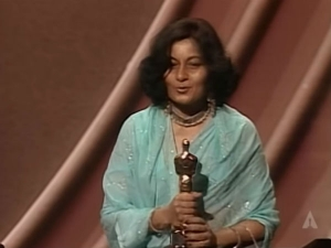 Bhanu Athaiya The First Oscar Winner From India
