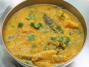 Chicken Dal Recipe