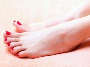 Simple Remedies Get Rid Cracked Heels
