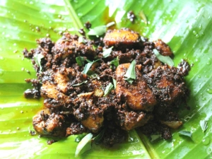 Spicy Masala Fish Fry