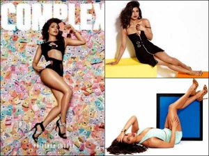 Priyanka S Hot Shoot For Complex Magazine