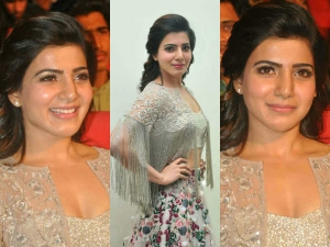 Samantha Ruth Prabhu Wears The Prettiest Skirt Town Looks