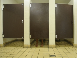 Why Toilet Stall Doors Don T Go The Way Down The Floor