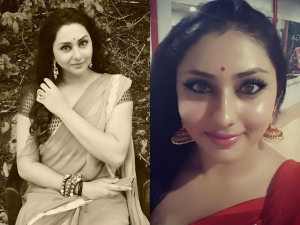 Glamorous Actress Namitha Turns Gorgeous Instagram Posts