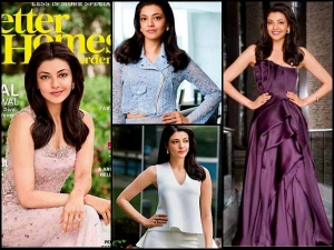 Kajal Aggarwal S Photo Shoot For Better Homes