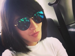 Beauty Factor Actress Shruthi Haasan Instagram Posts