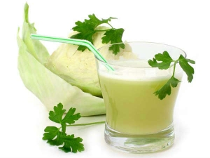 Health Benefits Green Cabbage Juice Lemon Apple