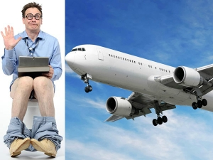 Why Airplanes Dont Allow Using Toilet During Take Off And Landing