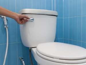 Tricks To Clean Your Bathroom Fast And Easily