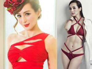 Fifty Years Old Hot Model Candy Lo Lam