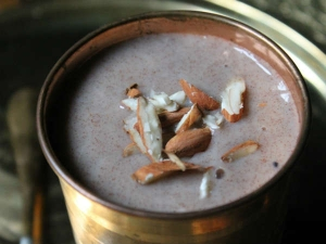 Healthy Karupatti Ragi Malt Recipe