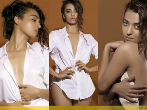Radhika Apte S Magazine Cover Photos Sizzling Looks