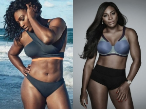 Serenawilliams Magazine Cover Photoshoot Hot Looks