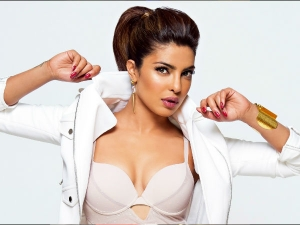Priyanka Chopra Talks About Showing Off Her Bra