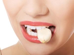 How Control Garlic Breath
