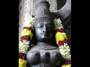 Do You Know About Three Breast Goddess Meenakshi