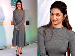 Deepika Padukone Live Love Laugh Event In Delhi