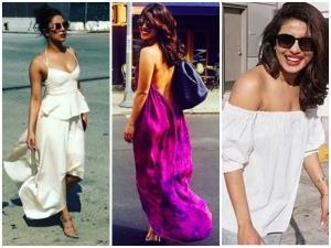 Priyanka Chopra Looks In The New York City Take A Look