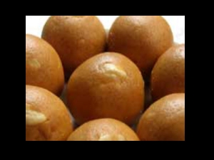 Biscuit Ladoo Recipe Diwali