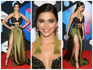 Deepika Padukone At Mtv Europe Music Awards