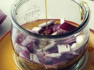 Health Benefits Syrup Vinegar Onion Honey