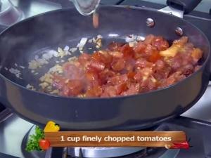 Tomato Garlic Chutney