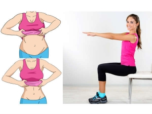 Chair Exercises That Will Reduce Your Belly Fat While You Sit