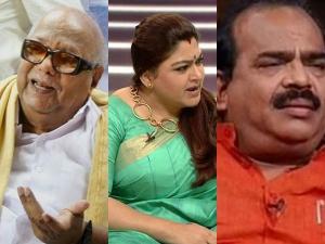 Controversial Tamil Celebrities