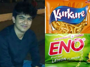 Is Chennai Boy Died After Having Kurkure Eno