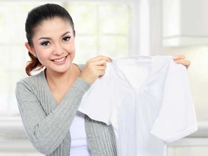 The Most Effective Way To Make The White Clothes White Again