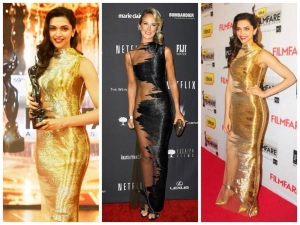 Times When Deepika Padukone Twinned With Hollywood Celebrities