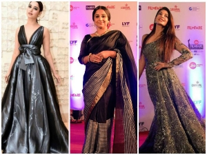 Jio Filmfare Awards 2017 The Best Dressed Celebrities