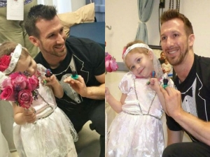 Four Year Old Girl Has 25 Years Older Husband Heartwarming Story