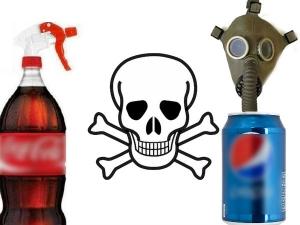 Pesticide Levels Soft Drinks Too High