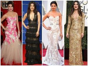 Times Priyanka Chopra Wore A Gown And Looked Like A Queen