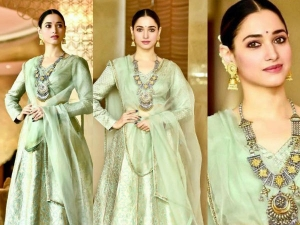 Tamannaah Bhatia In Raw Mango At Chennai Credai Fairpro